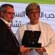 Goesta Hoffmann awarded by TRC