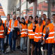 BSc Logistics students visit Germany