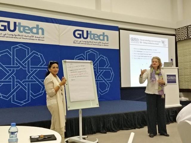 GUtech-WU Vienna MBA in Oman