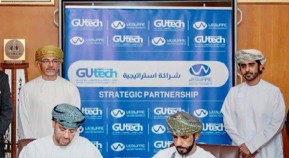 Strategic Partnership with Webware