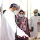 Minister of MOHERI visits GUtech
