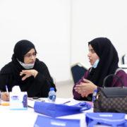 الجامعة الألمانية للتكنولوجيا في عمان تقدم أساليب مبتكرة في جلسات الإرشاد الطلابي لأخصائي التوجيه المهني من مختلف المدارس